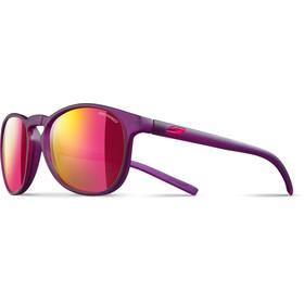 Julbo Fame Spectron 3CF Solbriller 10-15Y Børn, matt translucent purple-multilayer pink